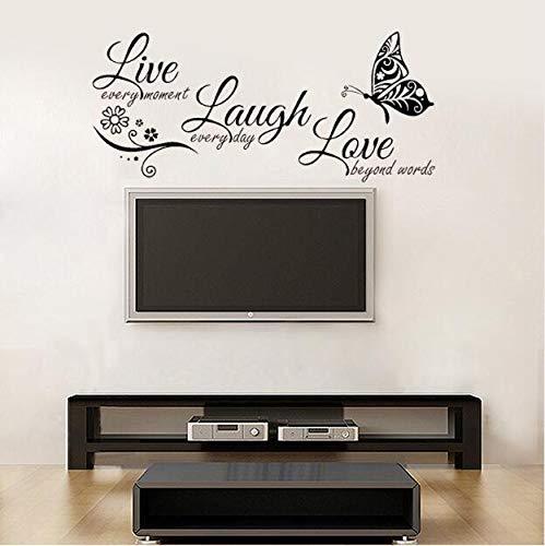 Pegatina Quadro Parede Pintura decorativa: mariposa, pintura decorativa, sala de estar, protección...