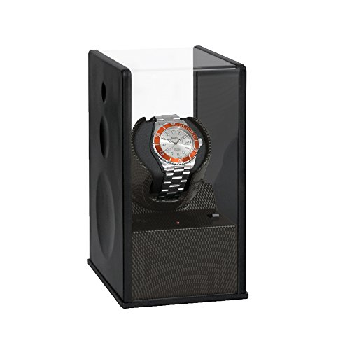 Beco Uhrenbeweger Satin Carbon Expert 1