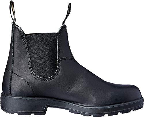 Blundstone Classic, Unisex-Erwachsene Kurzschaft Stiefel, Schwarz (Black Premium), 38.5 EU (5.5 UK)