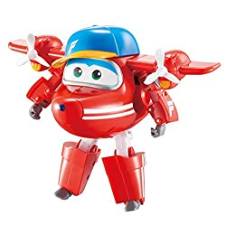 New from Season 2, Flip is the youngest member of the Super Wings team. He has much to learn, but his athletic skills and love of sports helps him learn to solve problems easily and quickly on the hit preschool Super Wings show. Flip transforms from ...