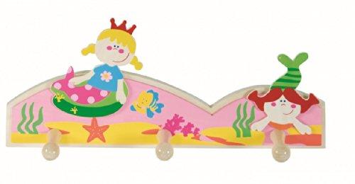 Idéal pour une chambre d'enfant motifs porte-manteaux en bois pour enfant