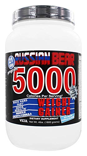 russian bear weight gainer - 3