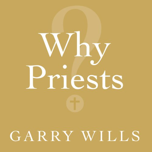 Why Priests? audiobook cover art