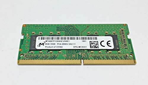 Unbekannt Micron MTA8ATF1G64HZ-2G6E1 1Rx8 8 GB DDR4 2666 MHz Speichermodul