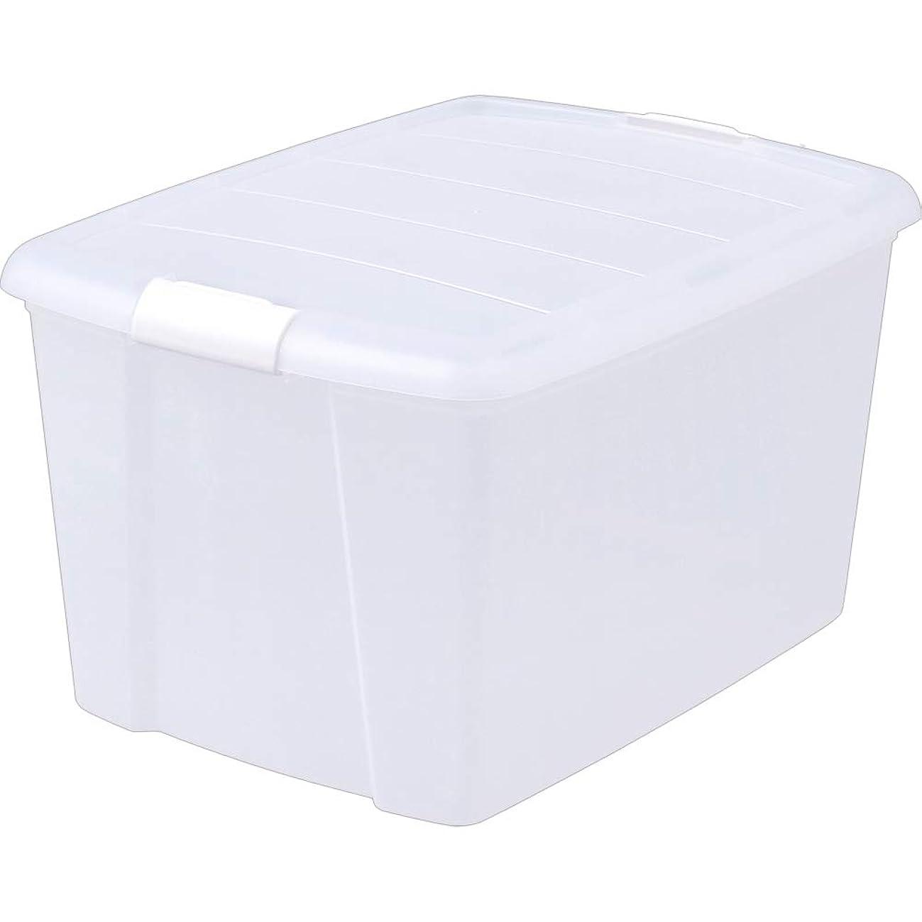アイリスオーヤマ 収納ボックス ナチュラル MDサイズ(深型) クローゼット MCB-MD