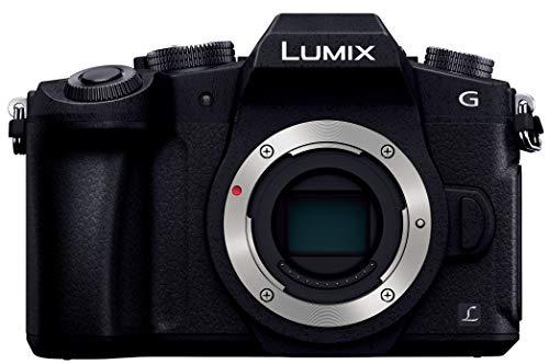 パナソニック ミラーレス一眼カメラ ルミックス G8 ボディ 1600万画素 ブラック DMC-G8-K