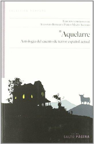 Aquelarre: Antología del relato de terror español actual (Colección Púrpura)