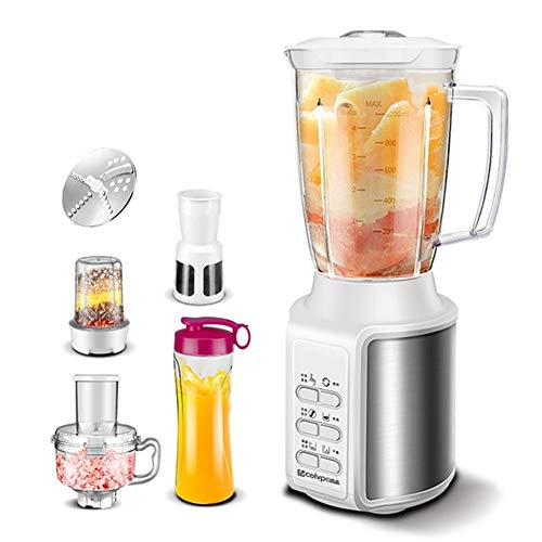Buy Cheap NSY Portable Electric Professional Food Processer Juicer Combo with Stainless Steel Strainers, Has The Functions of Grinding and Stirring, Suitable for Family