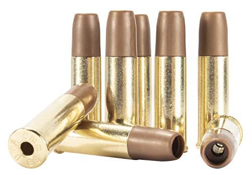 Elite Force Smith & Wesson M&P R8 6mm BB Pistol Airsoft Gun Revolver BB Capsules, 8 Pack, Black (2275904)