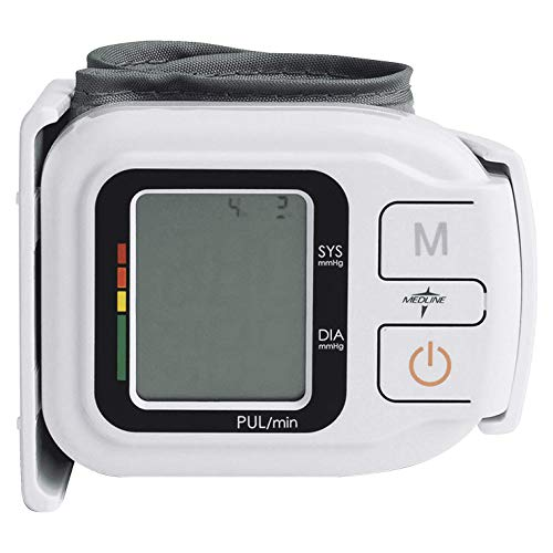 MDS3003 - Medline Plus Digital Wrist Blood Pressure Monitor