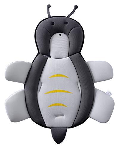 Storchenbeck – Saco de dormir para bebé, cojín para asiento de coche, cojín para asiento de coche, asiento universal para cochecito, silla de coche, trona (abejas)