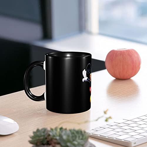 Taza De Té Con Asa Taza De Café 330 Ml Mickey Mouse Porcelana Apta Para Lavavajillas Regalo Infantil