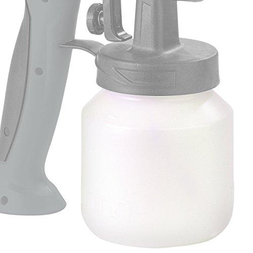 AGT Zubehör zu Farbsprühsystem: Farbbecher für elektrische Farbspritzpistole, 800 ml (Farbsprühpistole)