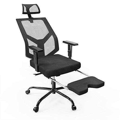 SmugDesk Multifunction Mesh Executive Chair