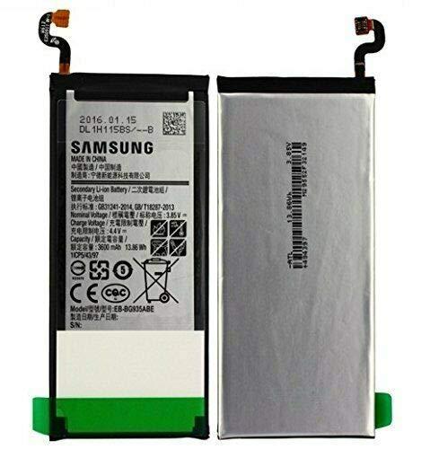 Batteria di ricambio originale Samsung EB-BG935ABE 3600mAh compatibile con Samsung Galaxy S7 Edge g93 F (senza imballaggio al dettaglio)