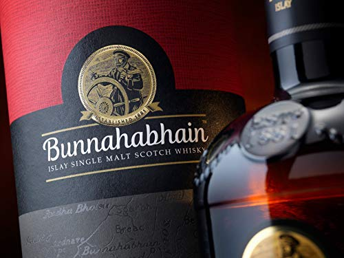 Bunnahabhain 12 Jahre - Islay Single Malt Scotch Whisky (1 x 0.7 l) - 6