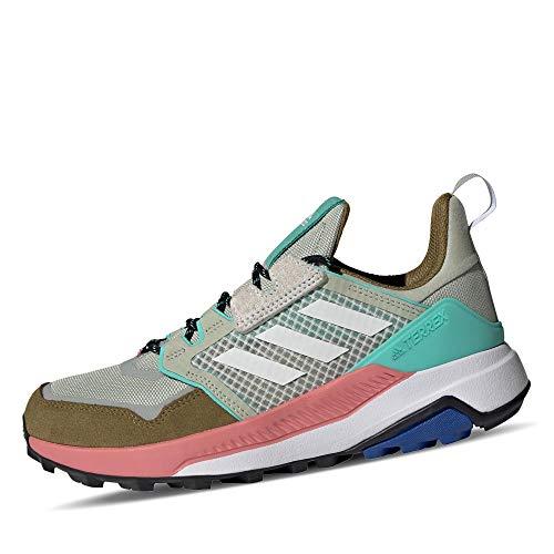 adidas Terrex Trailmaker W Wanderschuhe für Damen, Mehrfarbig - Mehrfarbig (Halgrn Crywht Acimin) - Größe: 39 1/3 EU