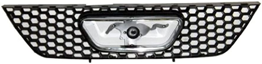 OE Replacement Ford Mustang Grille Assembly (Partslink Number FO1200357)