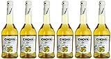 Choya Silver (Weinhaltiges Getränk, Ume Frucht, japanischer Pflaumenwein, fruchtig, süßlich, 10% vol.) 6er Pack (6 x 0,5 l)