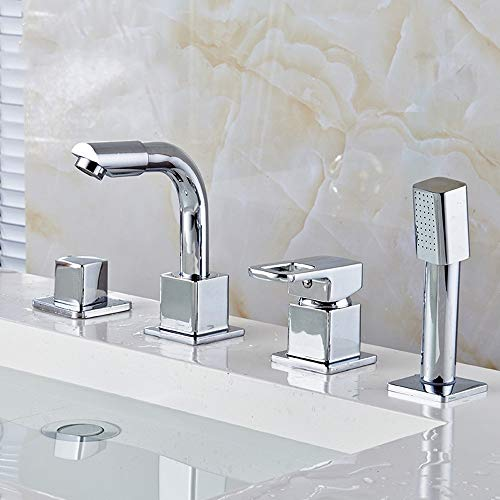 AXWT Cuarto de baño Moderno Ollas Grifo, Grifo de la...