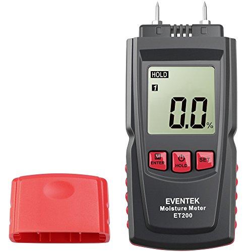 Eventek 0-32V/0-10,2A Alimentatore da Laboratorio DC Regolabile Stabilizzato, Alimentatore da Banco (ET200)