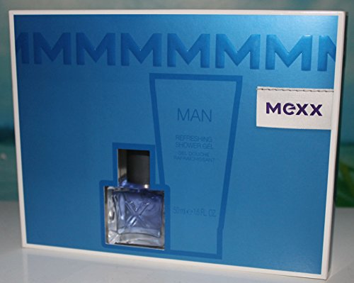 Mexx Man Eau de Toilette 30 ml & Gel Douche 50 ml Set