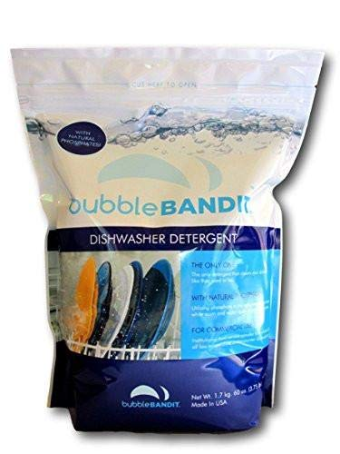 Product Image of the Bubble Bandit Detergent