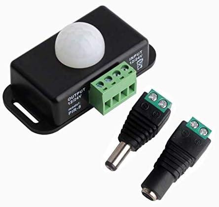 Geekstory Louisville-Jefferson County Mall DC 12V-24V Infrared Motion 5 ☆ popular Swit PIR Sensor IR Detector