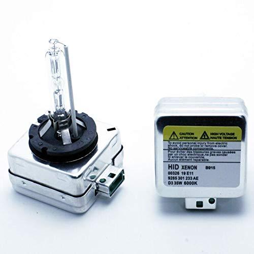 LEDPremium 2x D3S PK32d-5 35W 12/24V WHITE 6000K Glühbirnen HID XENON