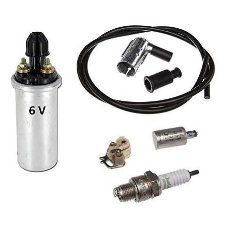 Akf Außenliegender Zündkondensator Für Simson S50 S51 S70 Auto