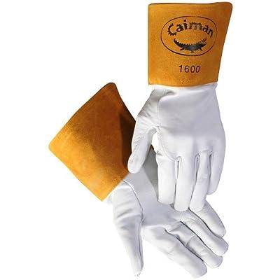 "Caiman 1600 4"" Cuff Kidskin Gloves"