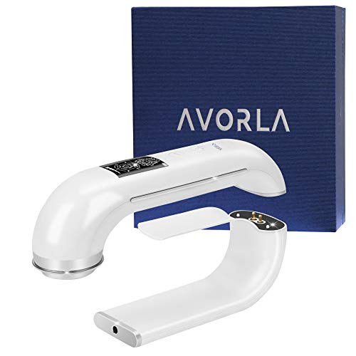 Avorla –6 in 1 Skin Tightening Device–Anti-Aging Skin Toning Beauty Machine-L E D Treatment–High Frequency Heating Technology–Hot and Cool Skin Care-Skin Lifting Firming Fine Lines Wrinkle Reduction