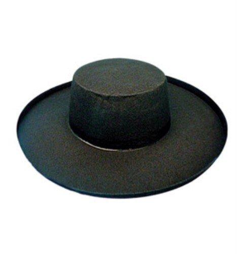 National Chapeaux | Black Hat espagnol [Jouet]