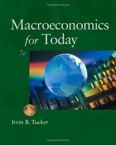 Macroeconomics for Today (Available Titles CourseMate)