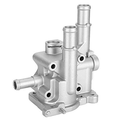 Blantye Alcara de termostato de refrigerante de aleación de Aluminio 96817255 Se Adapta a C-h-e-v-r-o-l-e-t C-r-u-z-e