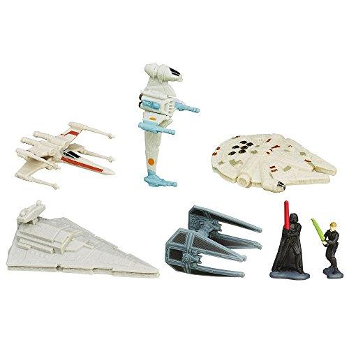 Star Wars Micro Machines Caída de la Imperio Set