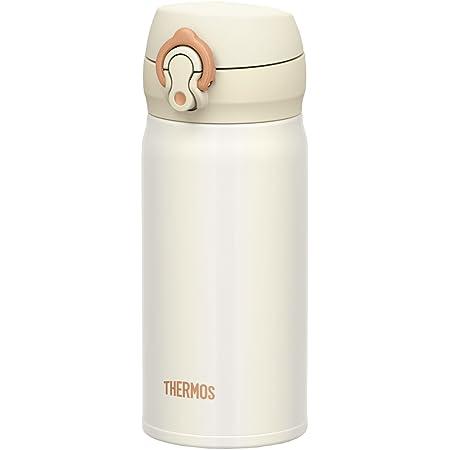 サーモス(THERMOS) 水筒 真空断熱ケータイマグ 【ワンタッチオープンタイプ】 350ml パールホワイト JNL-352 PRW