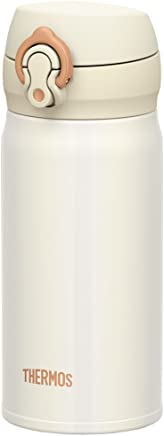 THERMOS 膳魔师 高真空不锈钢保温杯 JNL-352-PRW 350ml 白色