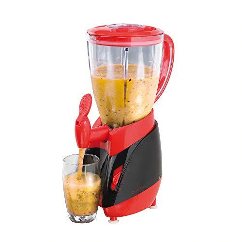 Batidora con grifo (Mix Depósito de 1,5 litros Smoothie maker ...