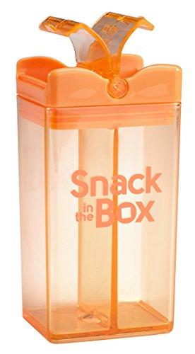 Precidio Design Snack Box, Classic, Orange