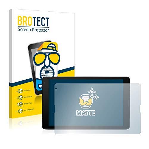 BROTECT 2X Entspiegelungs-Schutzfolie kompatibel mit Medion Lifetab E10513 (MD 60638) Bildschirmschutz-Folie Matt, Anti-Reflex, Anti-Fingerprint