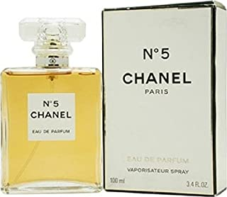 C H A N E L No.5 Eau De Parfum Spray 3.4 Oz.