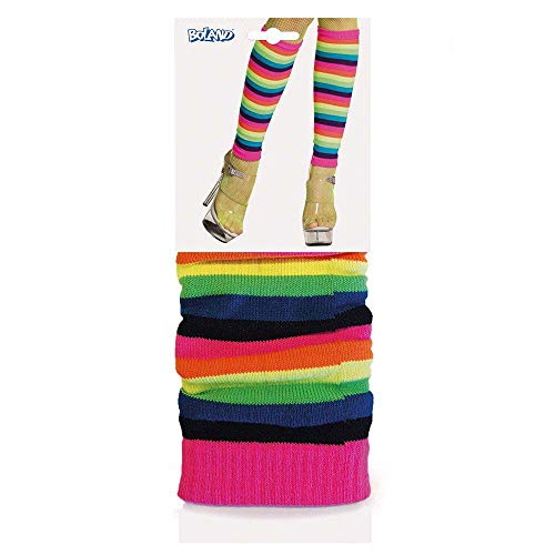Boland 01719 Jambière Rainbow Fancy Dress Taille Unique