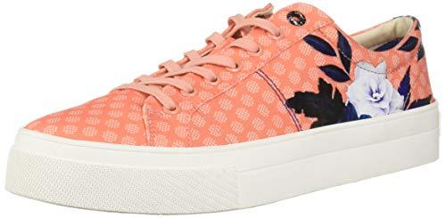 Ted Baker Men's Ephron Sneaker, Pink, 7 Regular US