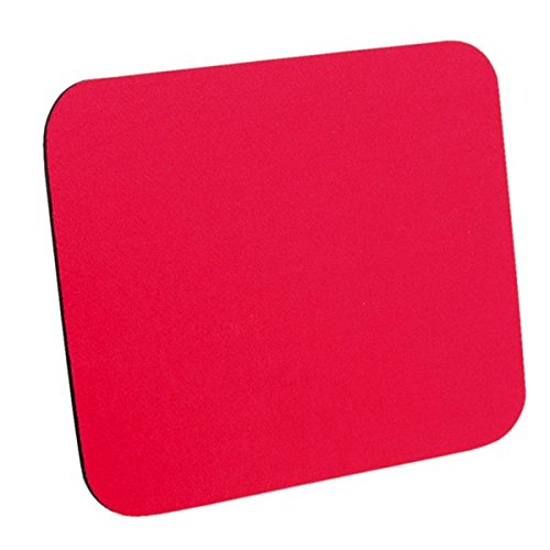Nilox Secomp 18.01.2042 Tappetino per Mouse Rosso