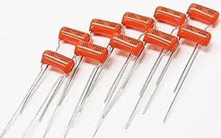.022uf / 200v 715P Orange Drop Capacitors - Bulk Lot of Ten (10X)