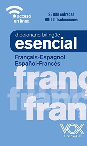 Diccionario Esencial Français-Espagnol / Español-Francés (VOX - Lengua Francesa - Diccionarios Escolares)