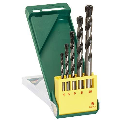 Bosch 2607019444 - Set con 5 brocas para hormigón