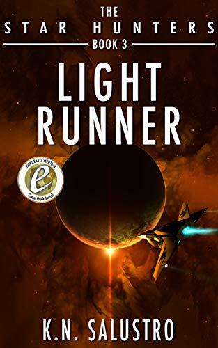 Light Runner (The Star Hunters Book 3)