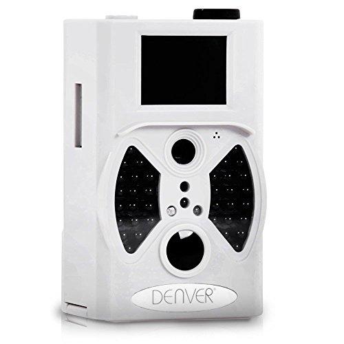 Denver Wild Überwachungskamera (5 Megapixel, 5,1 cm (2 Zoll), CMOS Sensor, USB)
